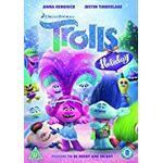 Trolls holiday dvd Filmer Trolls: Holiday [DVD]